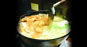 丸鶏水炊きプラン